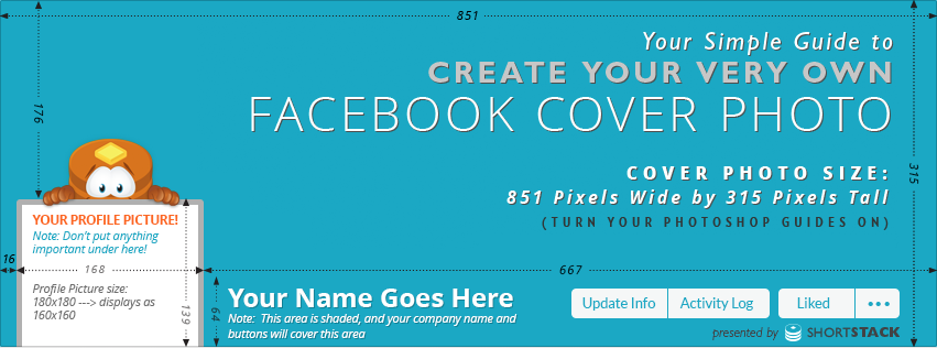 cover photo template for facebook